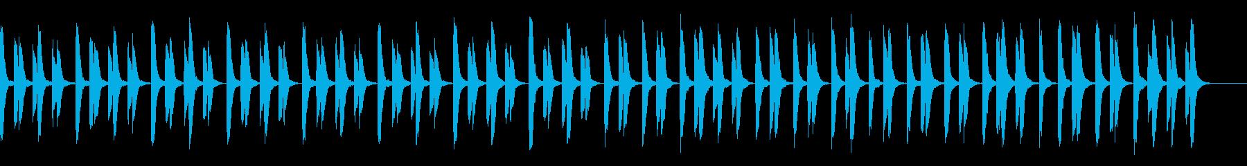 知育・料理・パズル・日常ピアノ30Aの再生済みの波形