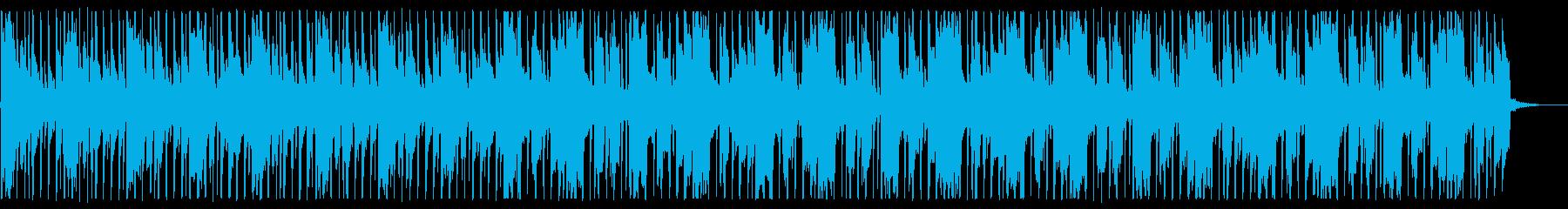 怪しげなヒップホップ_No585_3の再生済みの波形