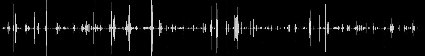 口 スマックリップス03の未再生の波形