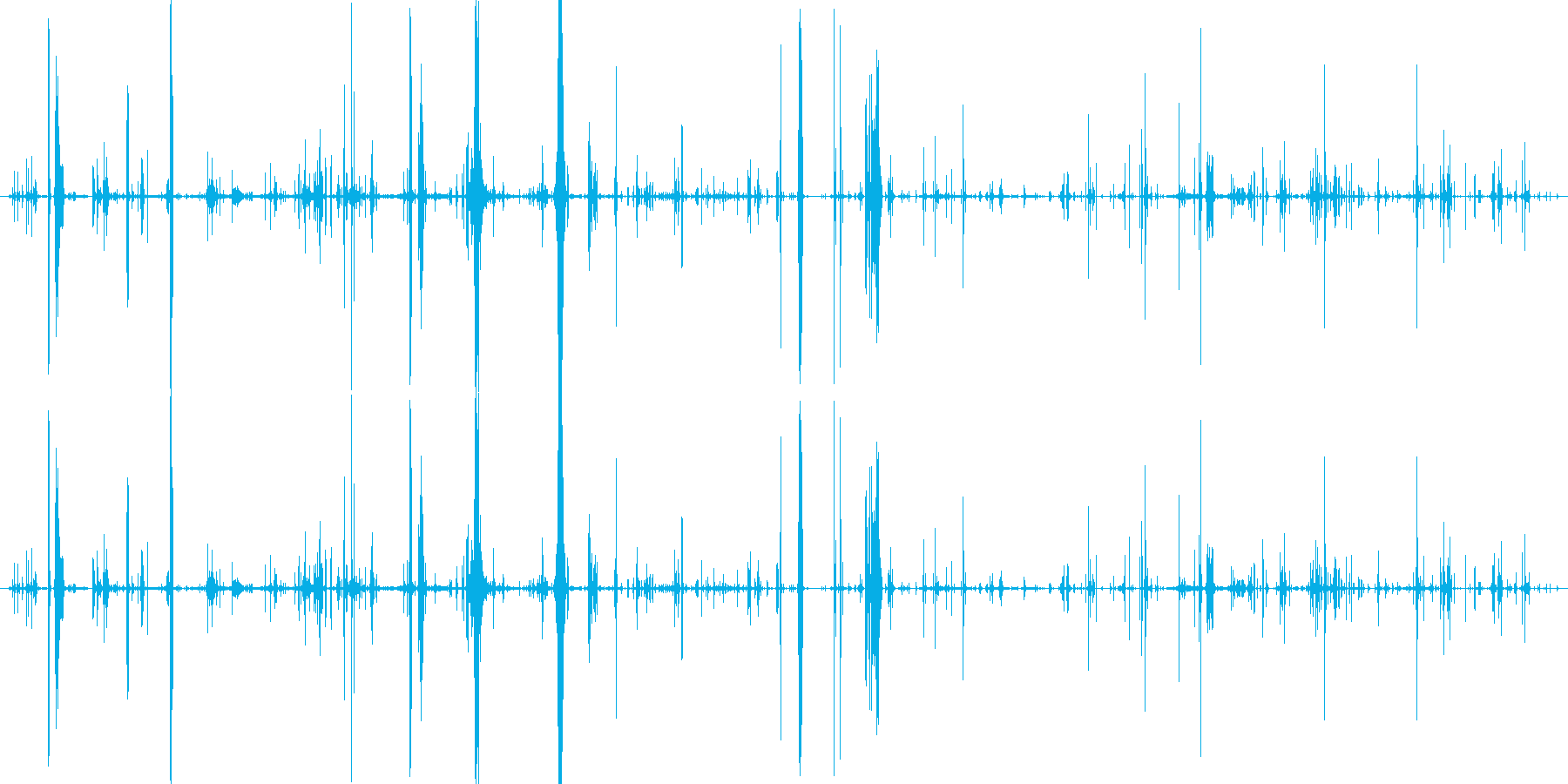 口 スマックリップス03の再生済みの波形