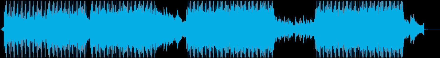 ポップ ロック 代替案 アンビエン...の再生済みの波形