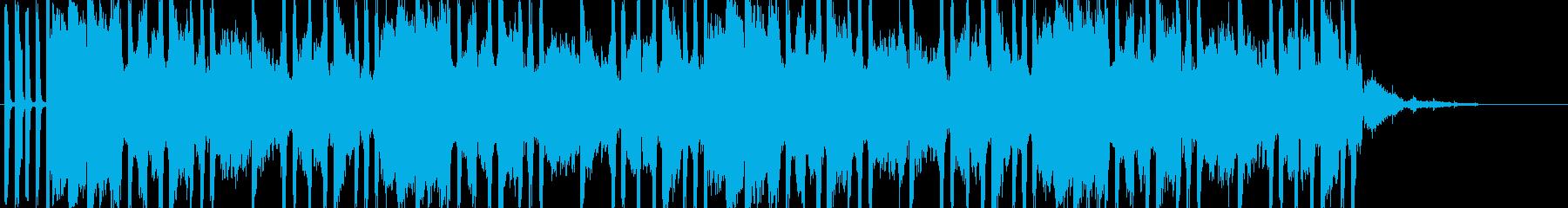 レトロ アクティブ 明るい 透明感...の再生済みの波形
