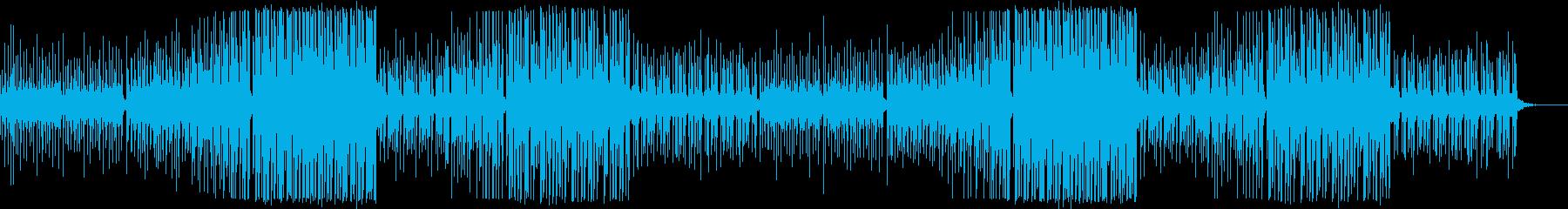 夏を盛り上げるトロピカルハウス・4の再生済みの波形
