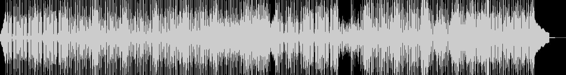 夏バテ(×ω×)無気力ポップ 表拍子Bの未再生の波形