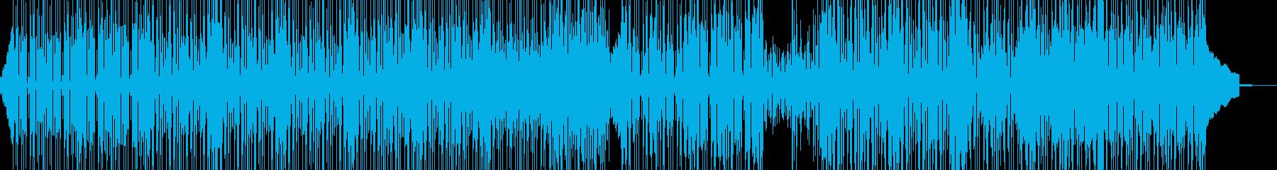 夏バテ(×ω×)無気力ポップ 表拍子Bの再生済みの波形