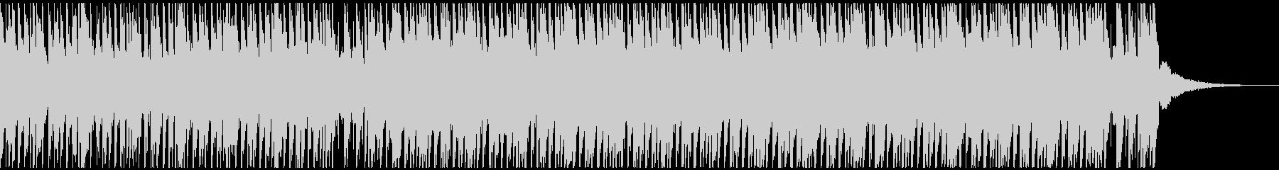 トロピカルハウスパーティー(60秒)の未再生の波形