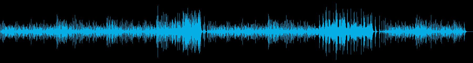 エリーゼのために マリンバ連弾 ホールの再生済みの波形