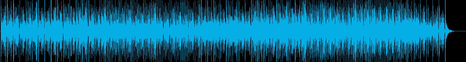 森のグランピング-爽やかなウクレレとピの再生済みの波形