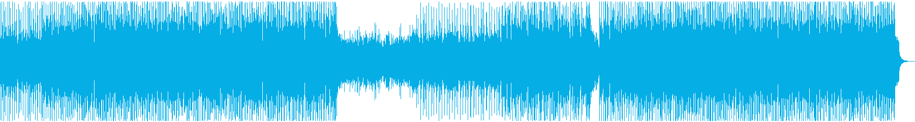 シンセ、アルペジエーター、エレクト...の再生済みの波形