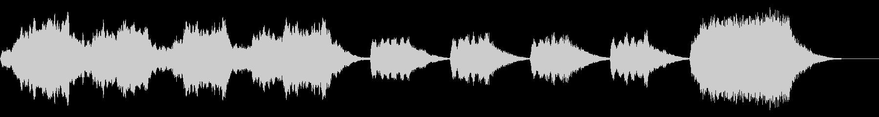 ストリングス系30秒ジングル 失ったモノの未再生の波形