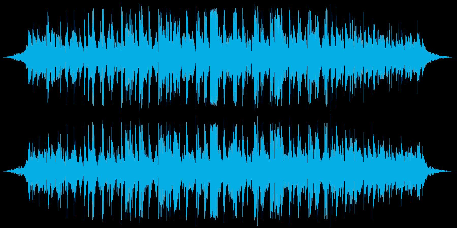 夏の夕暮れをイメージして作曲しました。の再生済みの波形