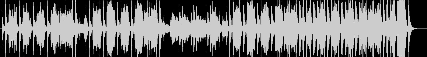 ほのぼの怪しいコメディコミカルファゴットの未再生の波形