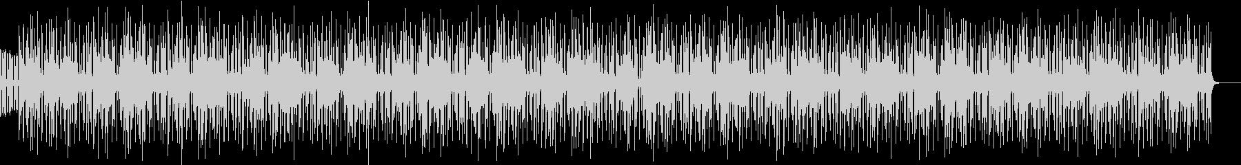 サイファービート2 8小節×8回の未再生の波形
