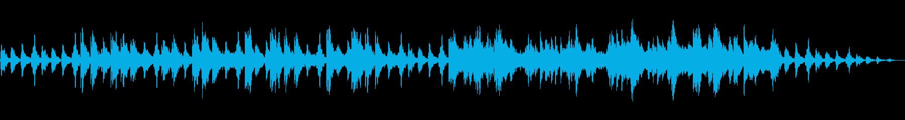 ピアノとコーラスで不思議な世界の作品の再生済みの波形
