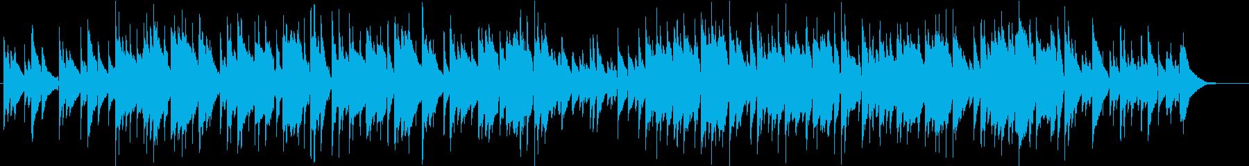 蛍の光 アコギ生演奏 美しいの再生済みの波形
