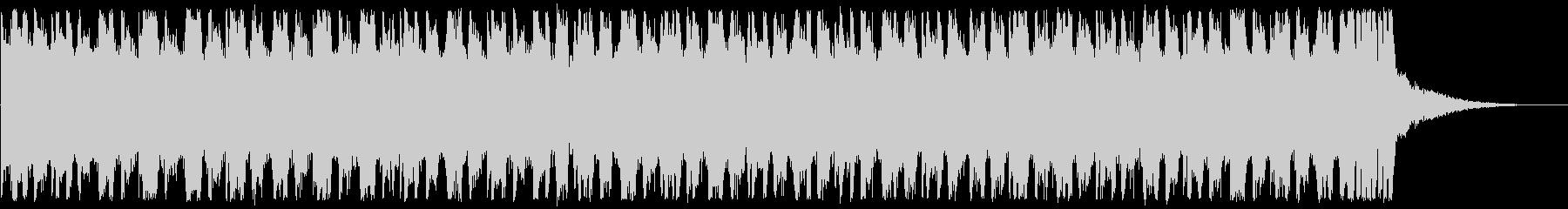 疾走感/情緒的/ハウスロック_474_5の未再生の波形