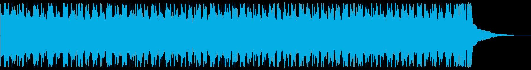 疾走感/情緒的/ハウスロック_474_5の再生済みの波形