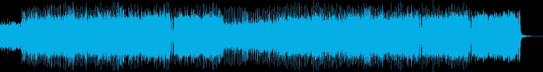 ★RPGゲーム風ハイテンポなバトルシーンの再生済みの波形
