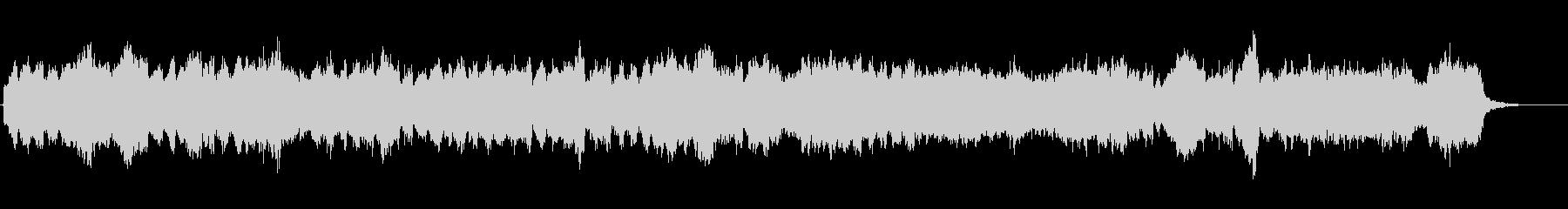 バロック時代風弦楽三重奏オリジナル曲の未再生の波形