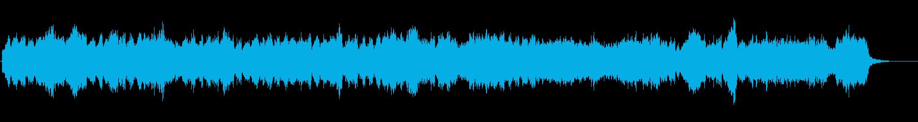 バロック時代風弦楽三重奏オリジナル曲の再生済みの波形