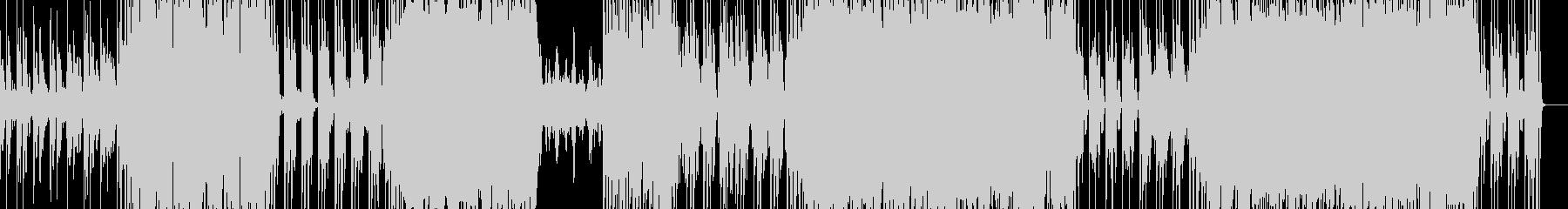 爽やかな海辺を表現したギターシンポップの未再生の波形