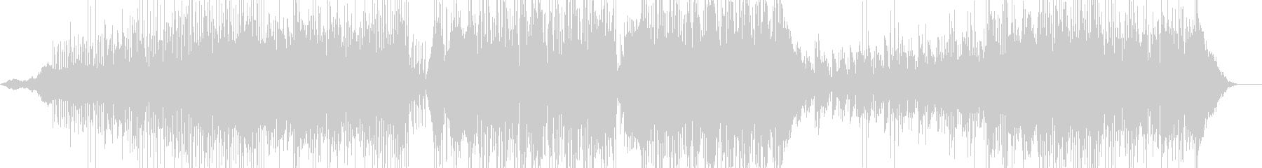 アンビエント ドラム & ベース ...の未再生の波形