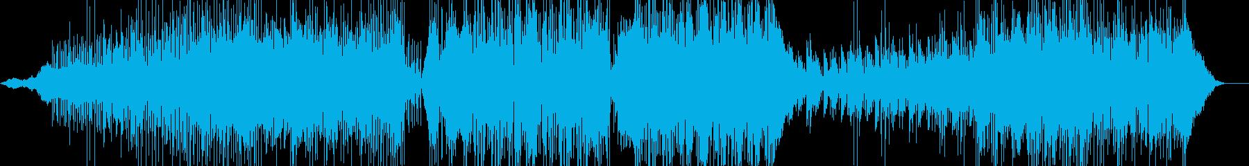 アンビエント ドラム & ベース ...の再生済みの波形