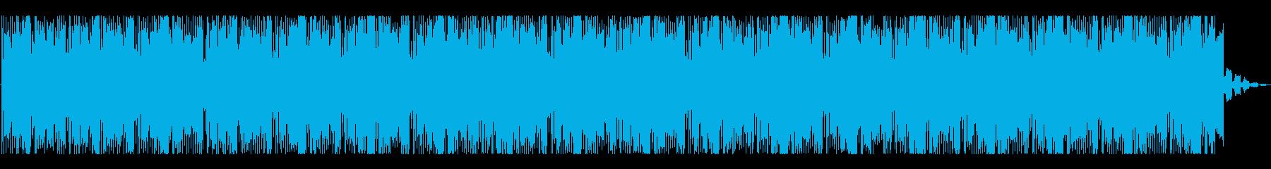 内省的なフューチャーベースの再生済みの波形