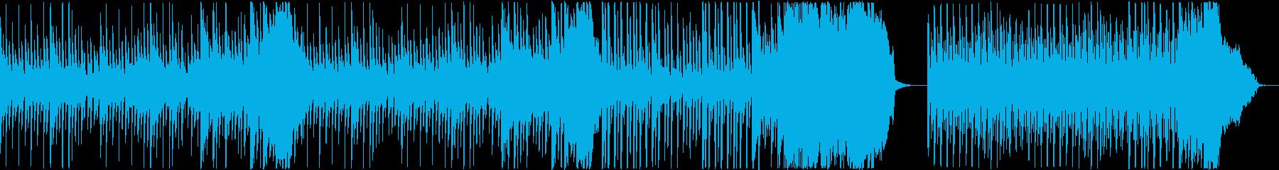 ピアノソロ/神秘的で幻想的な雨の再生済みの波形