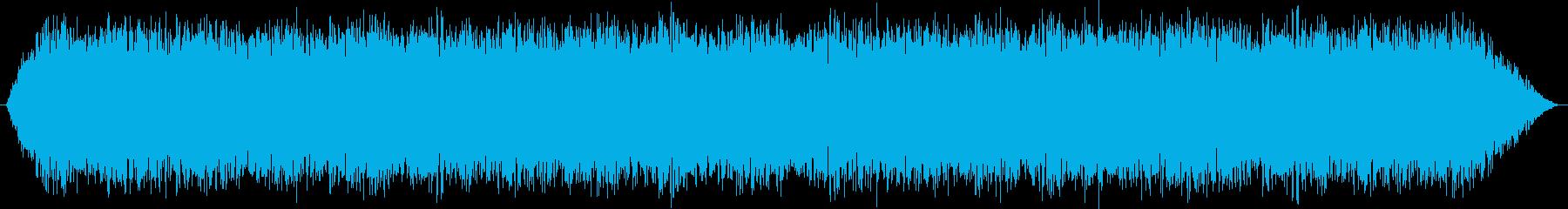 コマンドセンターの空間_01の再生済みの波形