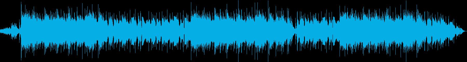 琉球風ローファイビート 三線 三味線の再生済みの波形