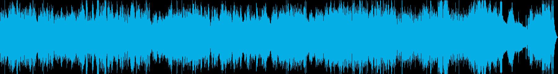月光 第3楽章/ベートーベン・エレピの再生済みの波形