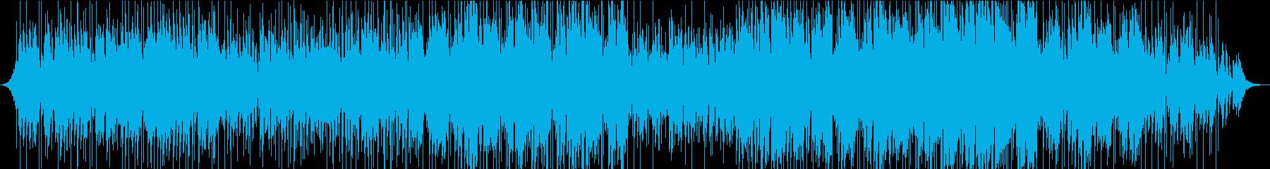 民謡 ほのぼの 幸せ さわやかな 鉄琴の再生済みの波形