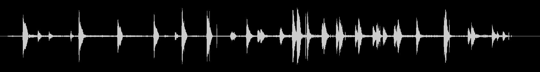 ジャックドーラ・グラバー・ピック・...の未再生の波形