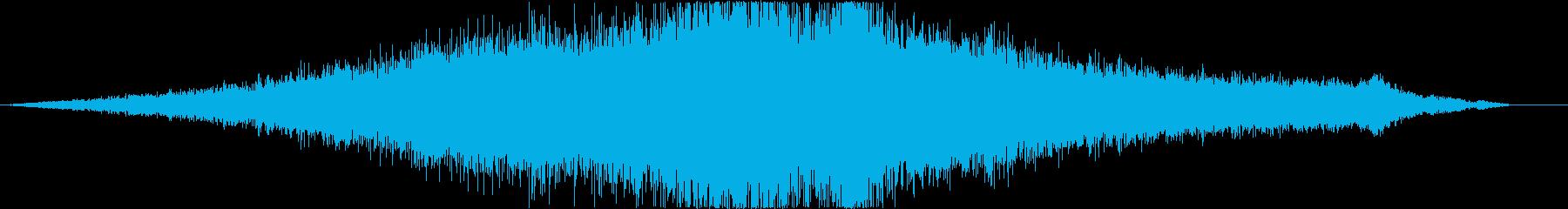 ブルドーザー;で、によって;ブルド...の再生済みの波形