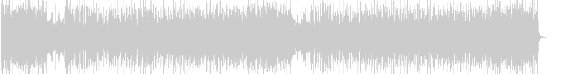 「HR/HM」「POWER」BGM209の未再生の波形