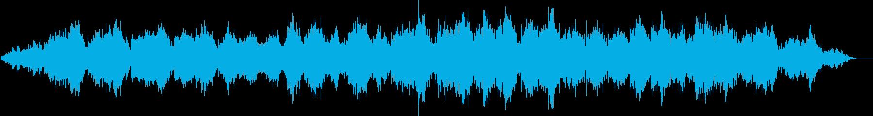 エレクトロ 交響曲 広い 壮大 ほ...の再生済みの波形