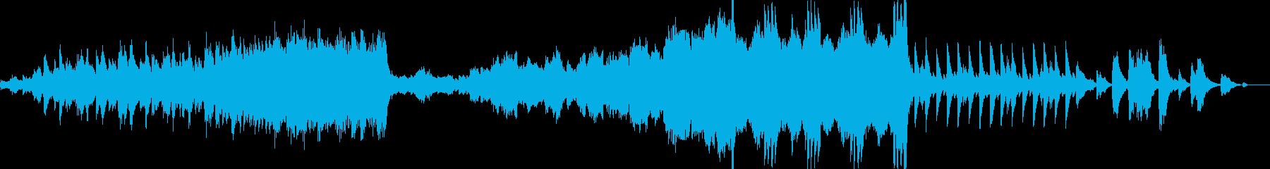 【CM】ほのぼのとしたクラシック音楽の再生済みの波形