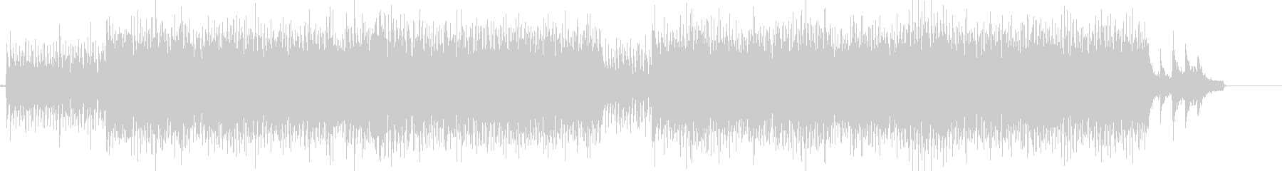 Fantastic and forest-like music's unreproduced waveform