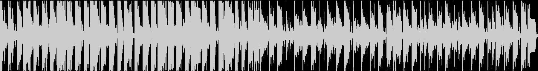 焦燥感のあるBGM ver.2(Loopの未再生の波形