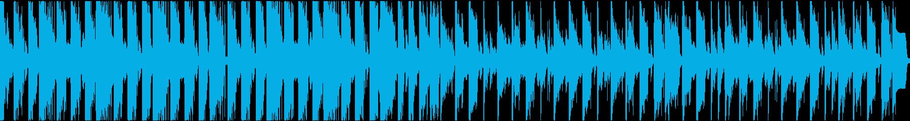 焦燥感のあるBGM ver.2(Loopの再生済みの波形
