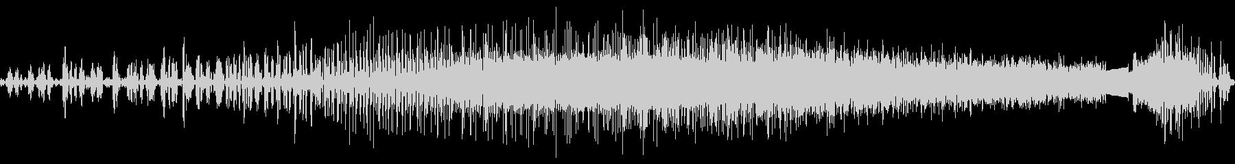 MP-1ハーモニックアセンディングトーンの未再生の波形