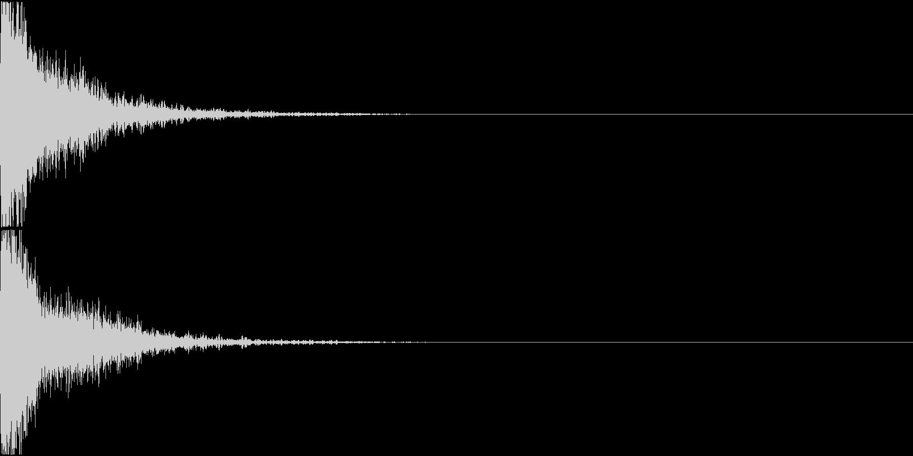 ロボット 合体 ガシーン キュイン 21の未再生の波形