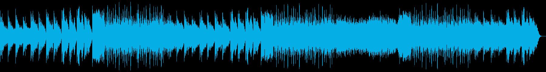 イルミネーション的幻想曲の再生済みの波形