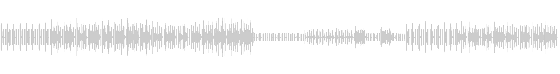 ファンタジー/水晶洞窟/氷/ダンジョンの未再生の波形
