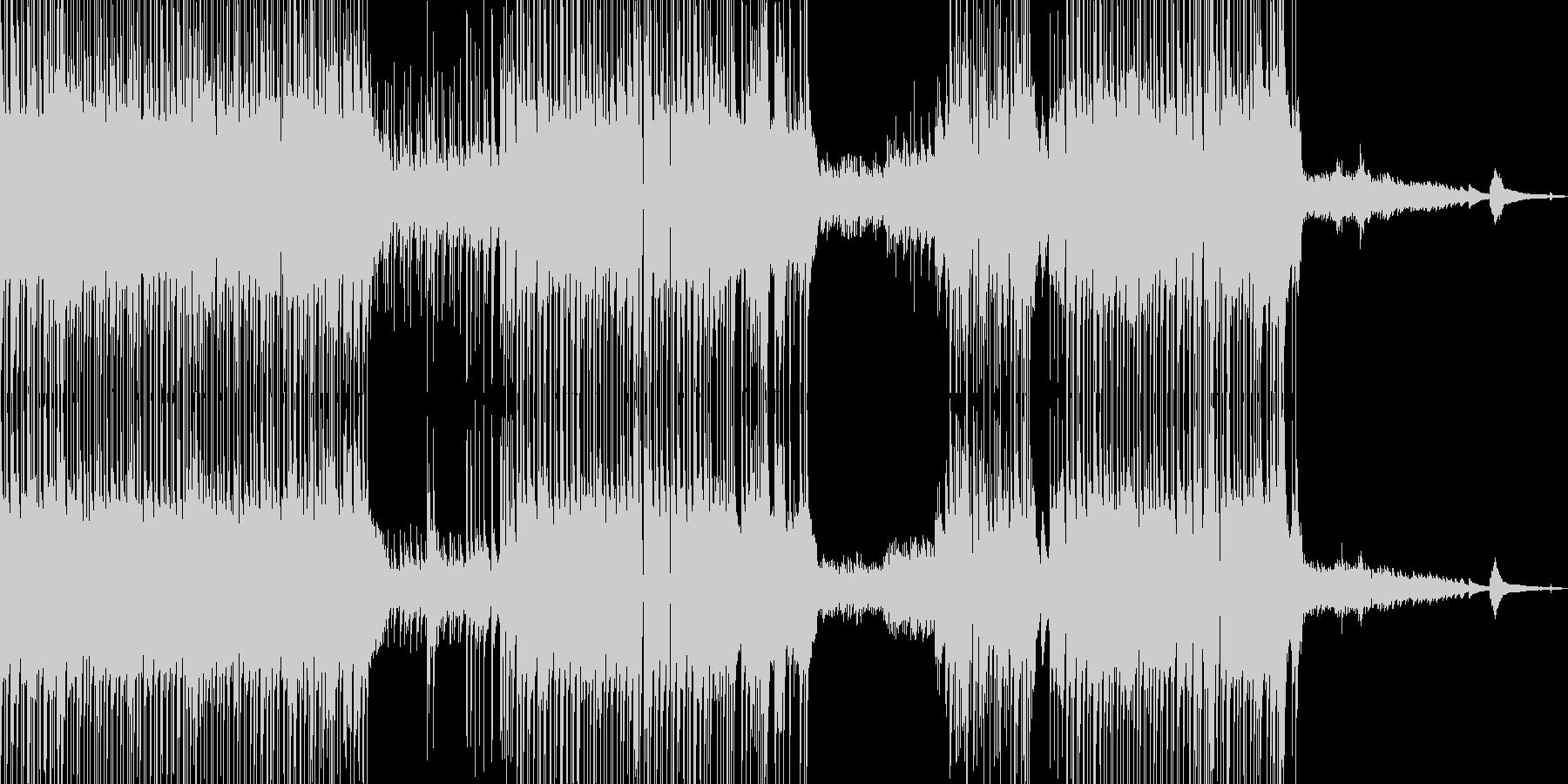 ギター・涼しげなポップス ドラム・短尺★の未再生の波形