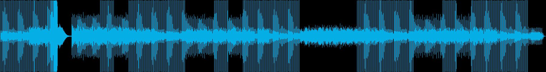 ジジダグスタイルの再生済みの波形