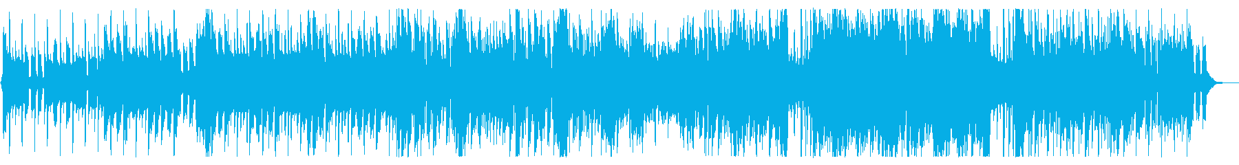 都会的でクールなディスコサウンドの再生済みの波形