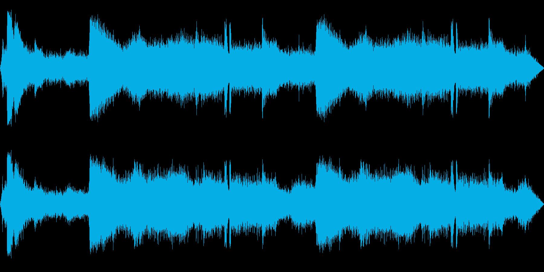 自動カーウォッシュ:EXT:ウォッ...の再生済みの波形