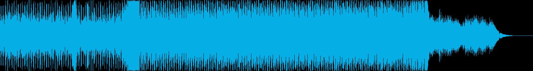 エレクトロニカの再生済みの波形